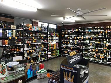 Drive Through Bottle Shop - Wodonga VIC