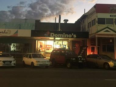 DOMINOS PIZZA BOWEN FOR SALE