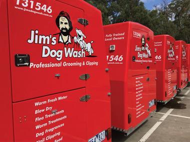 Jim's Dog Wash Franchise Available In Mount Barker