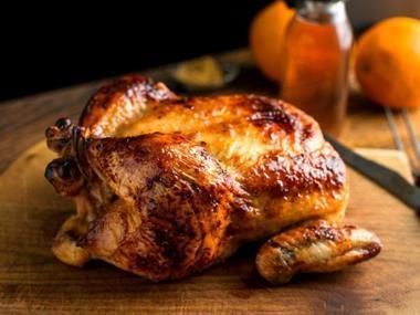 Cheap Rent: Rotisserie Chicken