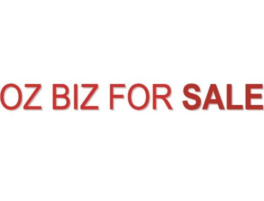 OZ BIZ FOR SALE Logo