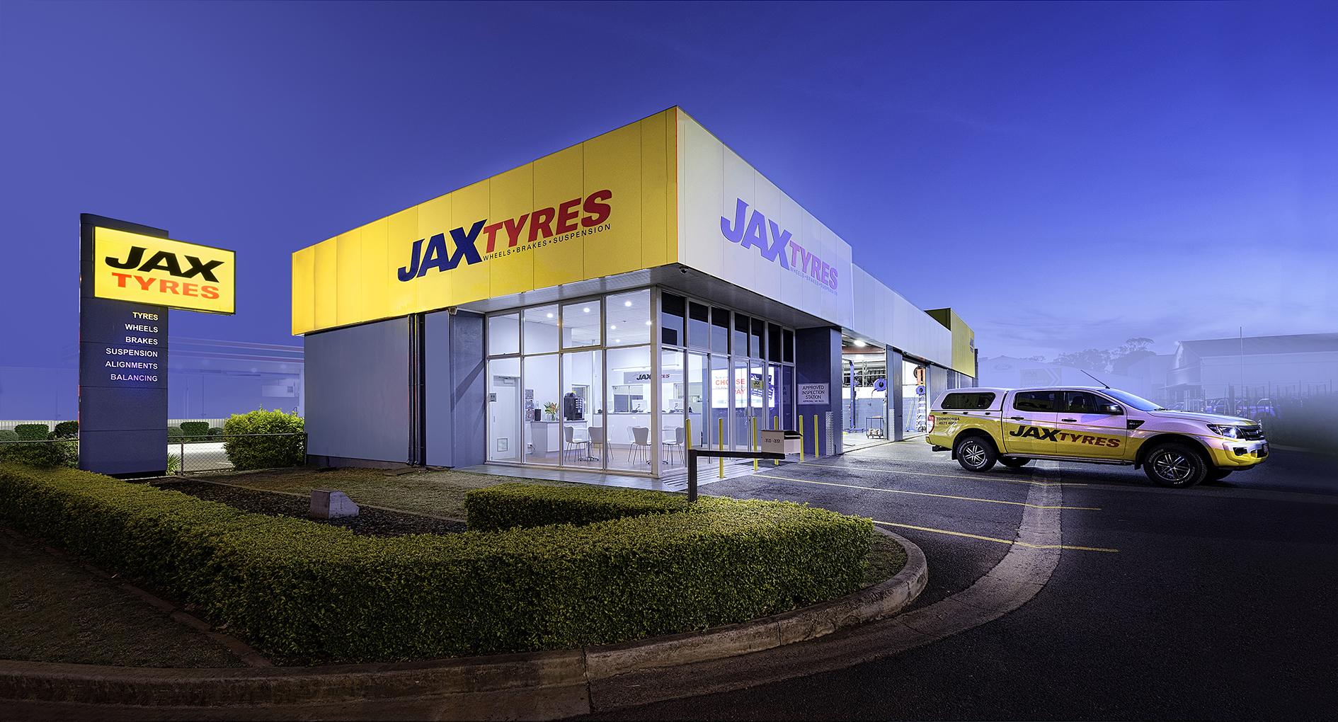 Jax Tyres Franchise Opportunity - Tyre & Auto Service