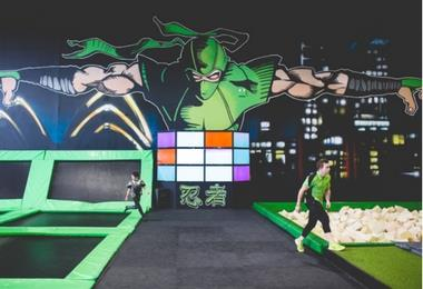 Flip in to fun, fitness & excitment at Flip Out Australia