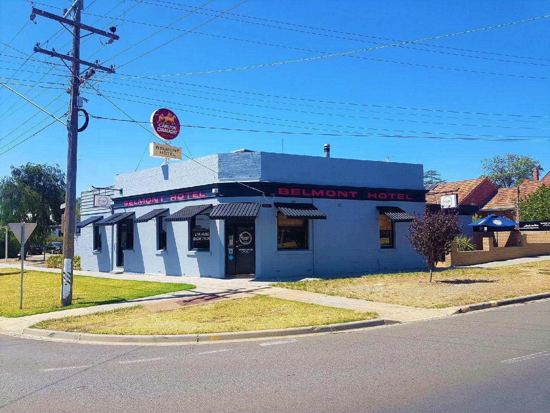 Popular Local Pub