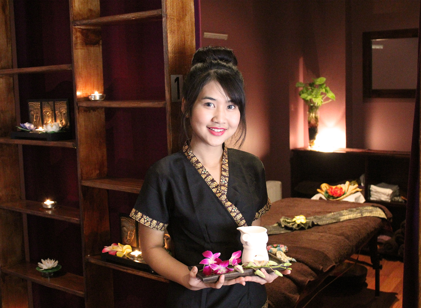 Established Thai Massage & Spa for sale, Open 7 Days, Located 5 minutes from CBD