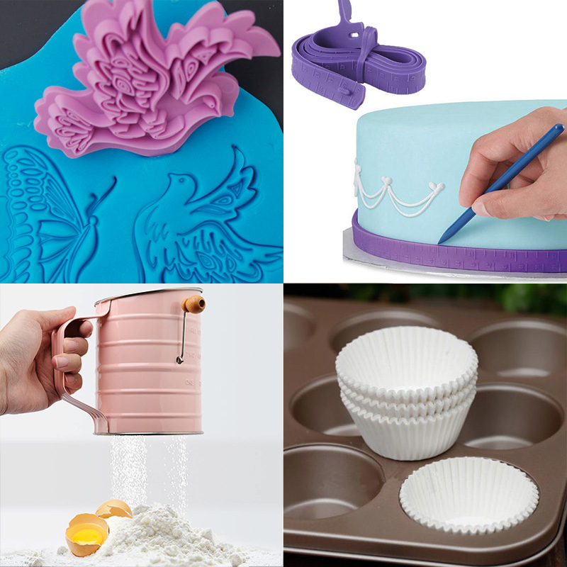 Baking Supplies Store Online
