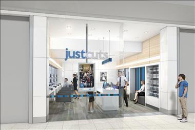 Just Cuts Midland Gate - NEW Business