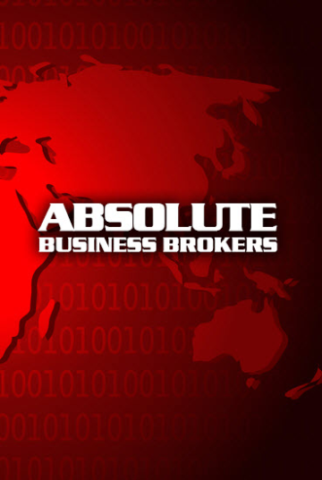 ABSOLUTE BUSINESS BROKERS Logo