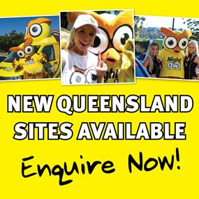 PRIME location in Gladstone, Low Rent, 1st Year Turnover Guaranteed!