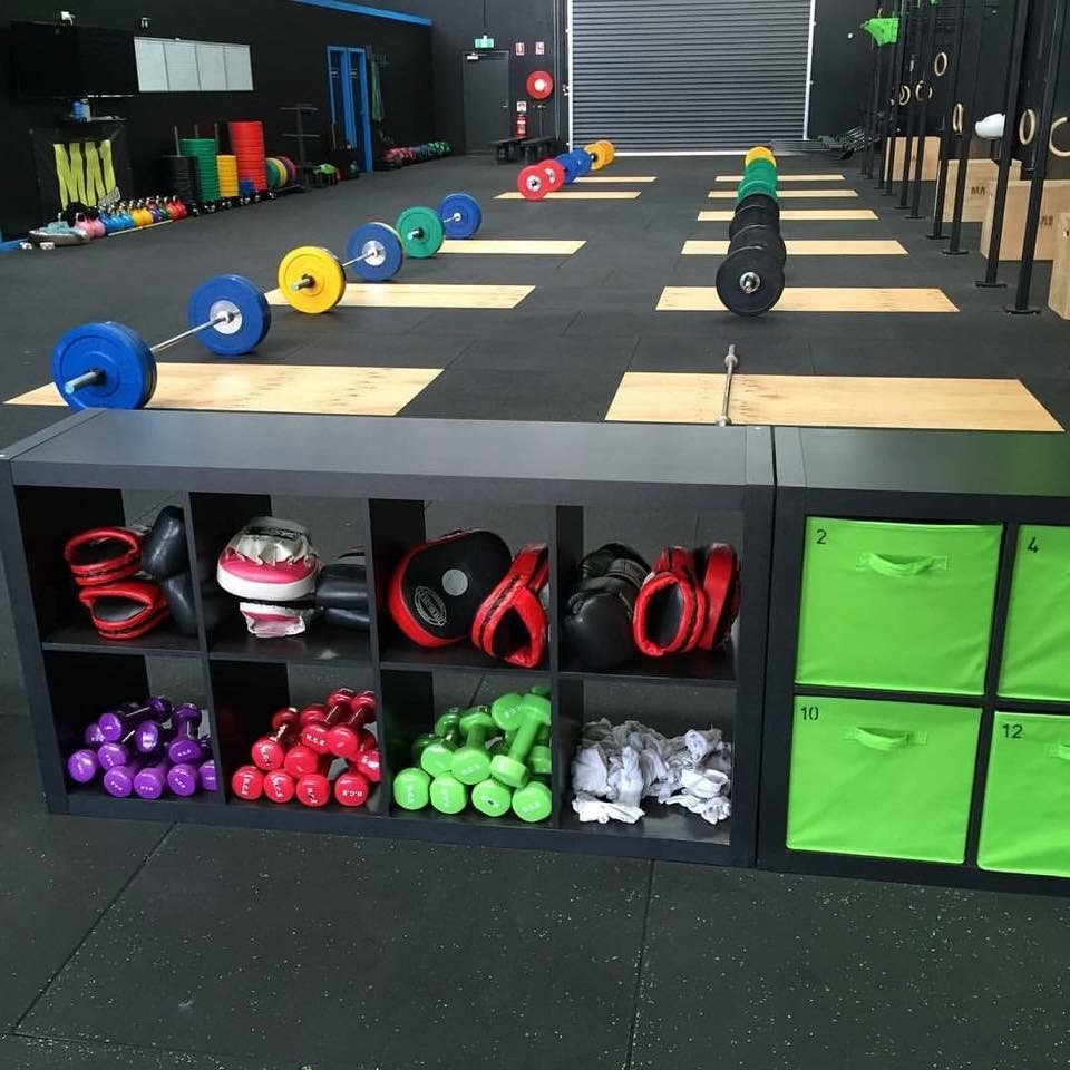 DIVERSE | ENGAGING FUNCTIONAL FITNESS CENTRE (GEELONG AREA)  OVE0223