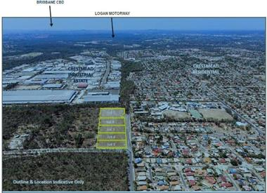 3 Prime Development Sites 148 - 168 Clarke Road, Crestmead Qld