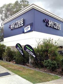 Anytime Fitness - Franchise - Capalaba QLD