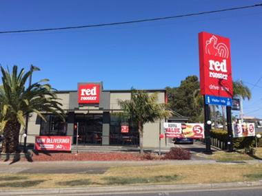 Takeaway Food - Red Rooster - Franchise - Port Macquarie NSW