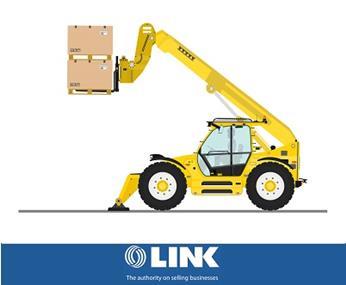 Forklift Wet Hire Business for Sale SE QLD
