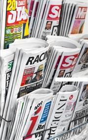 Busy Newsagency Inner West