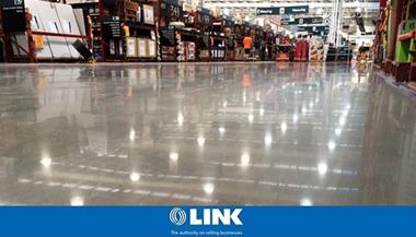 Commercial & Residential Concrete Polishing
