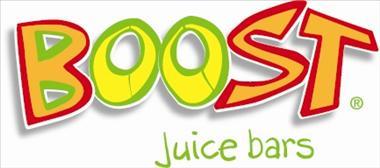 Boost Juice Bars - Sugarland Shopping Centre, Bundaberg, Qld.