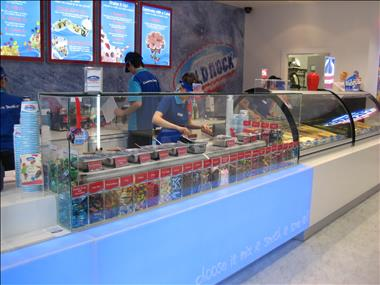 Join the food retail industry & take management of your own ice cream franchise!