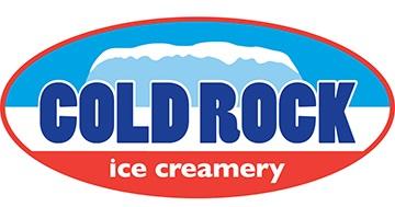 Cold Rock Ice Creamery Logo