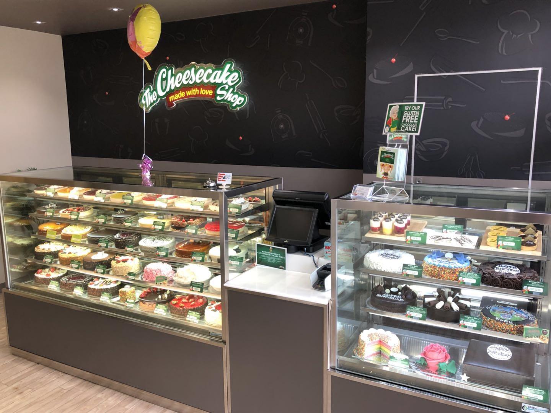 The Cheesecake Shop Moonee Ponds