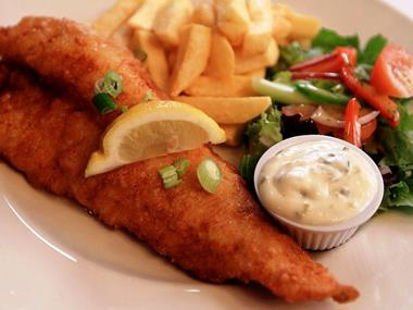 FISH N CHIPS - $239,000 (12298)