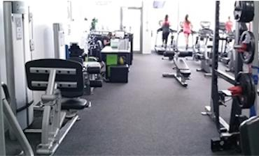 Two Independent 24/7 Gyms.
