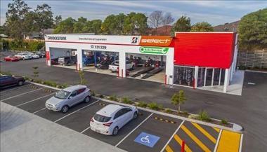 Bridgestone Select Franchise & Auto Services  New store opportunity Mitchell