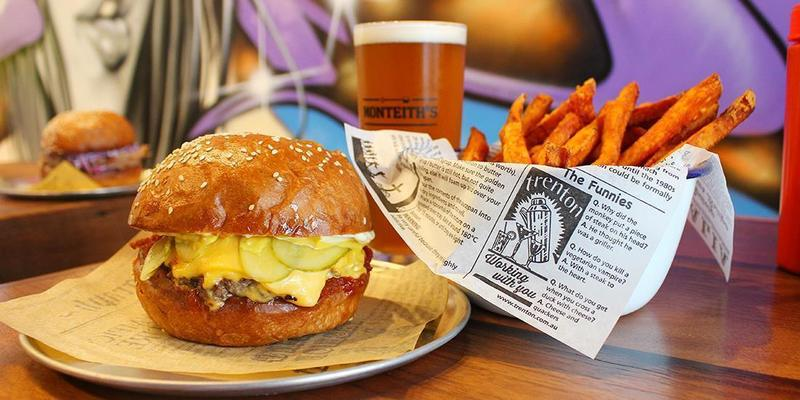 """""""COMING SOON"""" Burgers & Craft Beer Franchise For Sale"""