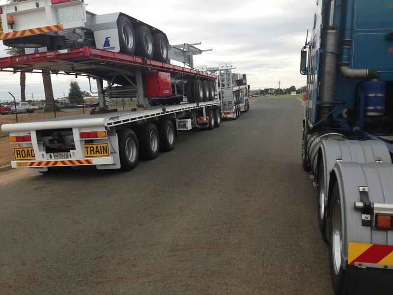 FOR SALE - Trailer Transporting Business - $1.5 Million