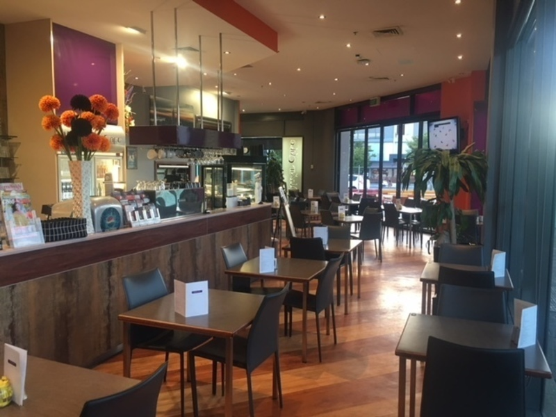 Central Cafe Gungahlin - Highly Profitable in Superb Location!