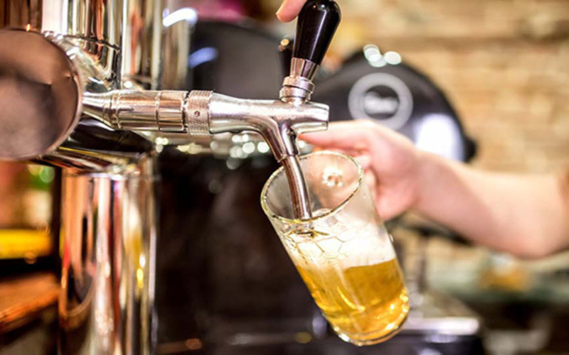 PRICED TO SELL   Self Brewing On Premises Business