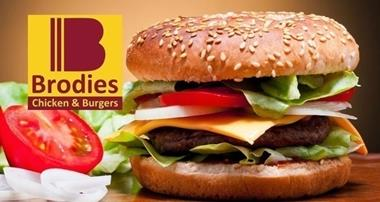 Brodies Chicken & Burgers Park Ridge FOR SALE! $199,000 + SAV.