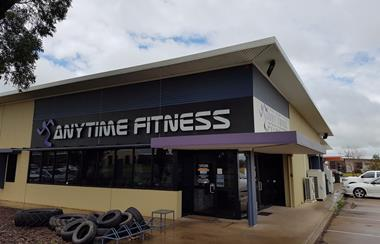 PRICED TO SELL!  Anytime Fitness Gym Dubbo East - $689,000 + SAV!