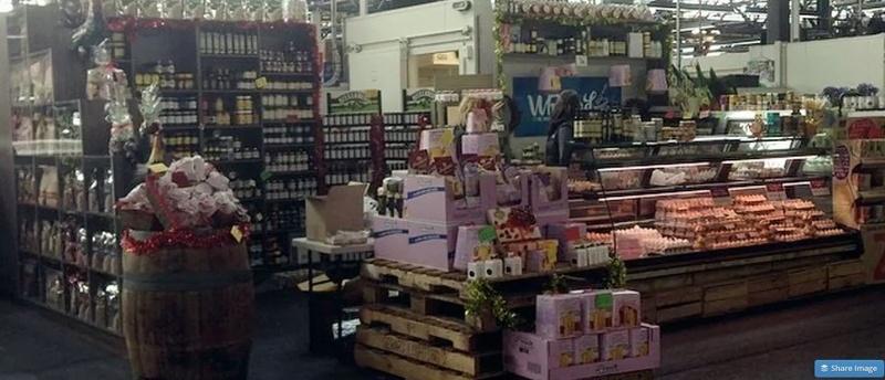 Food Market Stall in Inner Melbourne - Ref: 10317