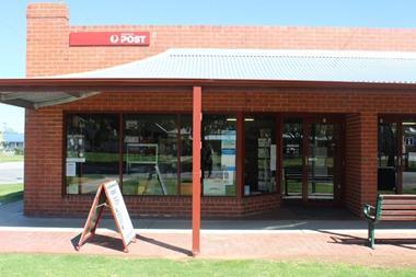 Koondrook Licensed Post Office (DB2314)