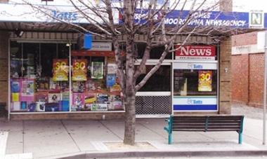 Mooroopna Newsagency & Tatts (IWN406)