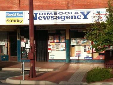 Dimboola Newsagency (IWN478)