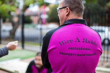 Hire A Hubby – Property Maintenance Franchises available - BENDIGO