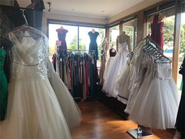 Bridal & Evening Boutique  ' Melton'  Call Marie  0488 011 728  (Ref 5458)