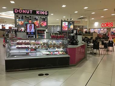 Donut King Franchise Sunbury S/Centre  Call Mino 0414 886 364 (Ref 5488)