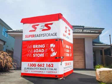 Super Easy Storage l Mobile self-storage l Simple management, highly profitable!