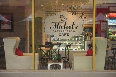 Michels Patisserie bakery & café franchise. Delicious coffee & food, enquire now