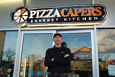 Pizza with personality. Start your adventure with a Pizza Capers franchise!