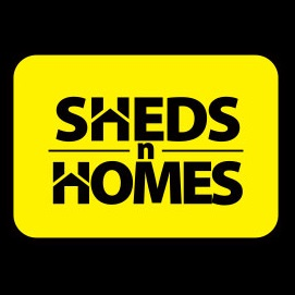 Sheds n Homes Logo