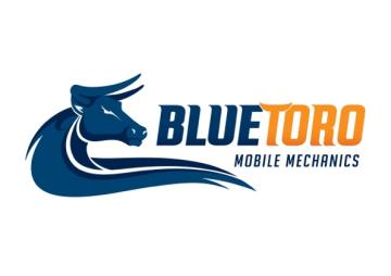 Blue Toro Mobile Mechanics Logo