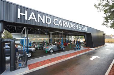 Osborne Park - New Car Wash With Magic Hand Carwash