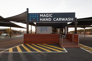 Southlands Boulevarde - New Car Wash With Magic Hand Carwash