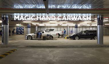 Armadale Shopping Centre! Car Wash + Cafe Opportunity With Magic Hand Carwash