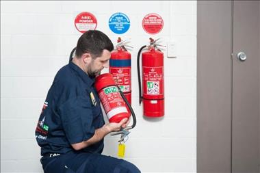 Jims Fire Safety / Jims Test & Tag  - Bankstown