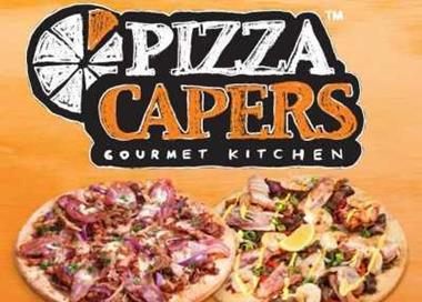 PIZZA CAPERS FRANCHISE - EXCELLENT LOCATION IN BUSY SHOPPING CENTRE